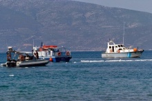 1 dead and 5 missing in the Aegean Sea